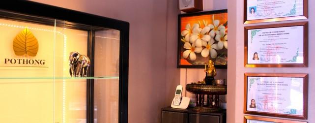 Tarifs réduits pour les massages thaï
